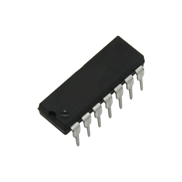 2x SN74LS393N IC digital 4bit, binary counter, decade counter Channels2