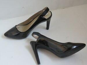 Details zu GEOX High heels Slingpumps Pumps Gr.38, stiletto elegant bequem NEU