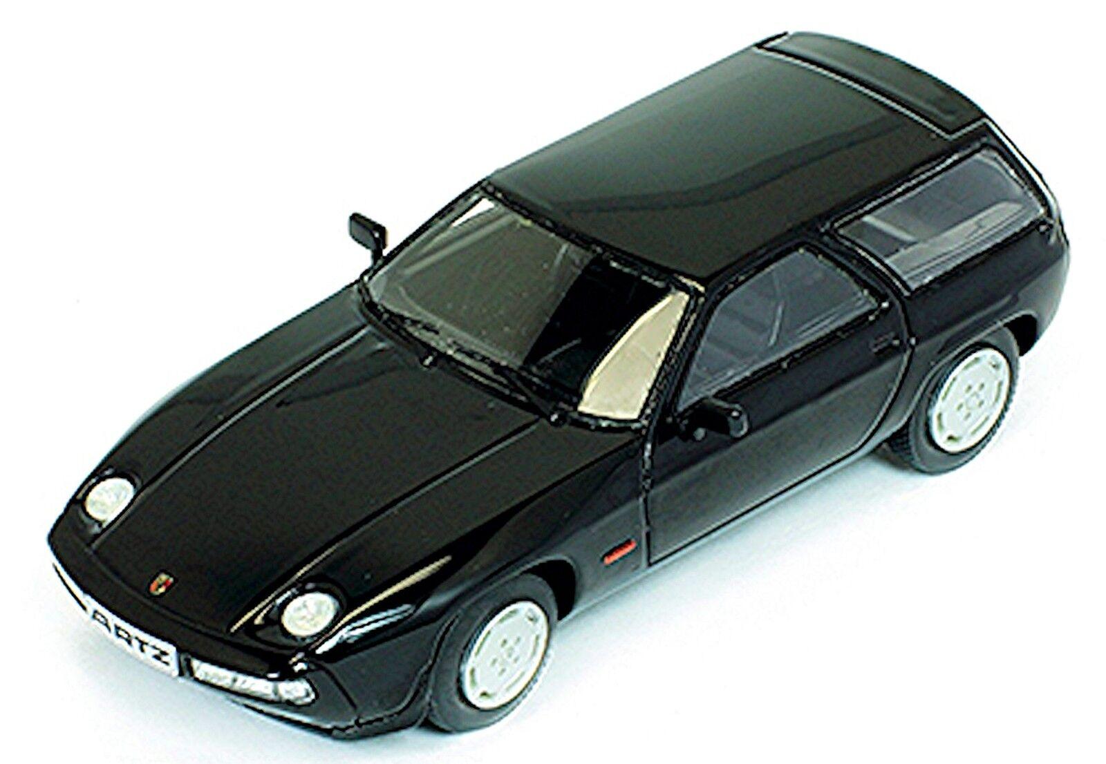 PORSCHE 928 S Turbo Familiar Artz TUNING 1979-80 nero nero 1 43