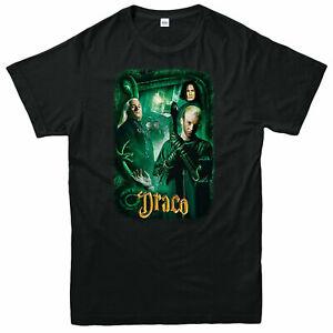 Drace-Lucius-T-shirt-Malefoy-Harry-Potter-personnage-serie-TV-Top-Cadeau-T-Shirt