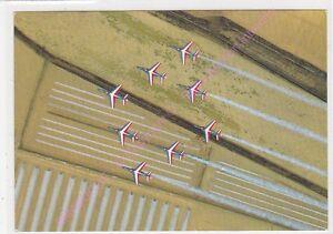 CPSM-AVION-ARMEE-DE-L-AIR-Patrouille-de-France-Edt-LYNA