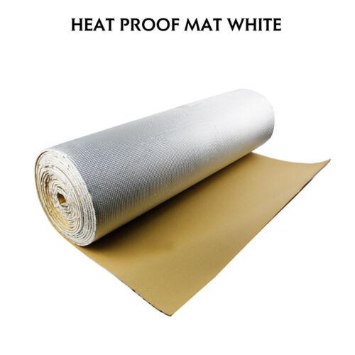 25sqft Car Sound Deadener Heat Insulation Shield Interior Floor Firewall Hump