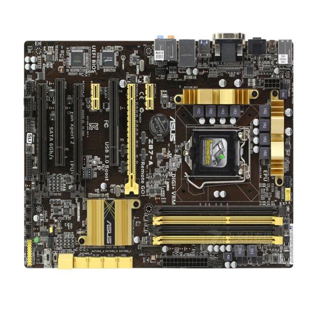 For ASUS Z87-A DDR3 Intel Z87 Socket H3 LGA 1150 Desktop Motherboard I/O shield