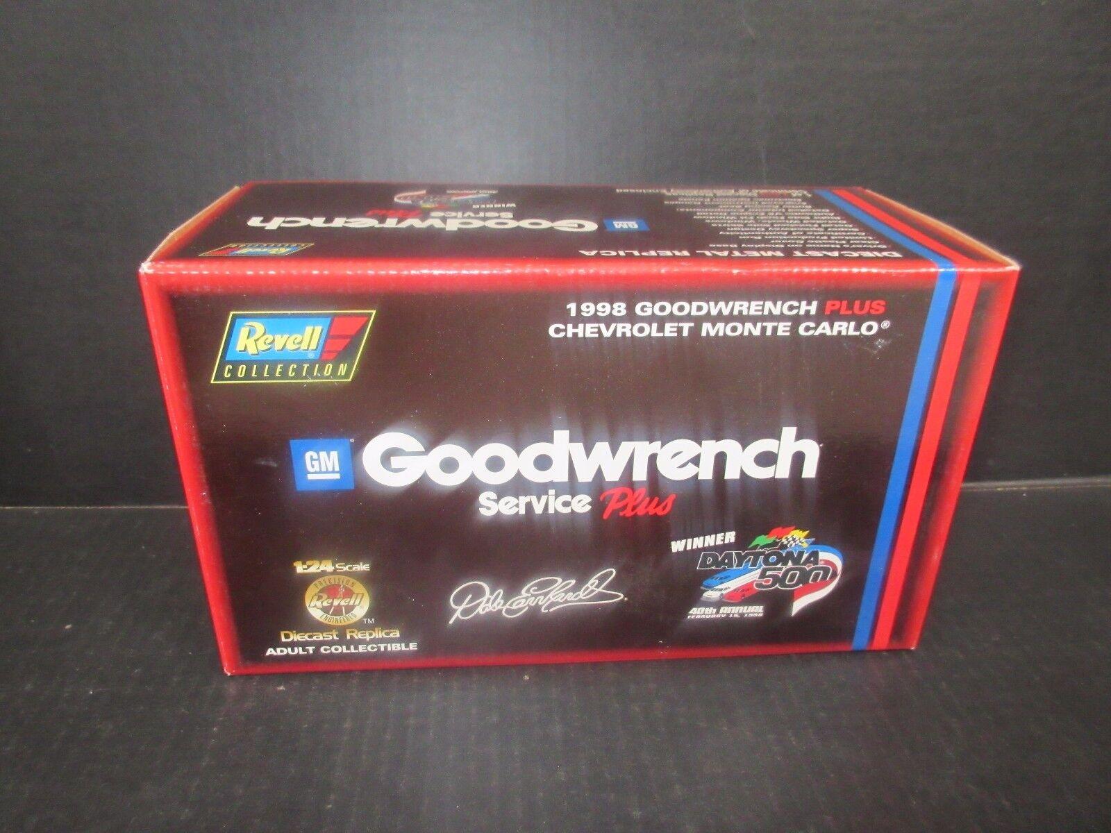 1998 revell goodwrench   3 tanzenden menge 1 24th skala rennwagen