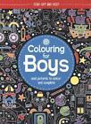 The Boys' Colouring Pad von Jessie Eckel (2014, Taschenbuch)