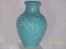*Rookwood* c1931 Art Deco Art Pottery Aqua Blue Glaze Vase
