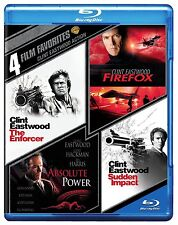 FIREFOX /SUDDEN IMPACT /THE ENFORCER / ABSOLUTE  -  Blu Ray - Sealed Region free