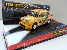 """Slot SCX Scalextric 6146 Fiat 600 Abarth """" Tissot """""""