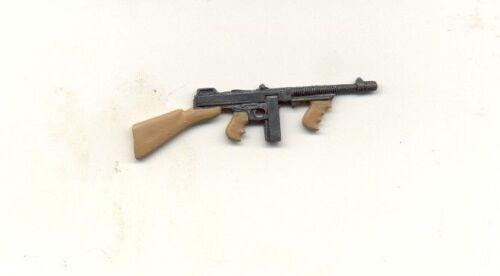 Thompson Sub machine Gun dollhouse 1//12 scale cast metal miniature ISL1232