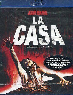 LA CASA  - BLU-RAY   HORROR