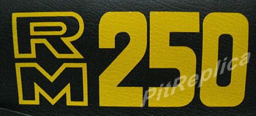 SUZUKI RM250 RM 250 1979 /'79  SEAT COVER STEOC