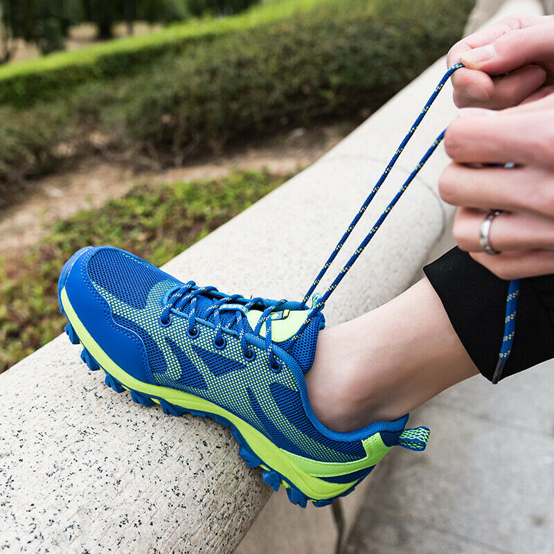 Male Mens Outdoor Sport Leisure Trainers Athletic Running shoes 2019 Round Toe