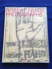 THE LINES OF MY HAND - FIRST REVISED AMERICAN HARDCOVER EDITION BY ROBERT FRANK