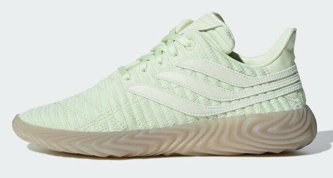 Adidas Originals Sobakov Aero Vert & Marron Clair Gum (uk 9) Neuf Prix De Liquidation