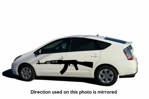 AK47 Rifle Beautiful vinyl stickers wall decorations mural decal High Quality UK