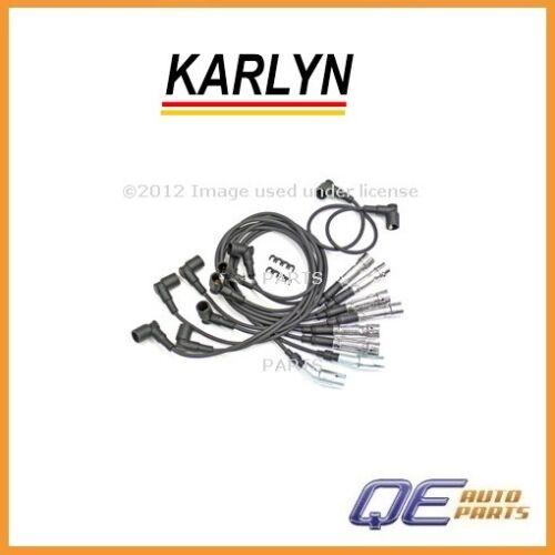 Mercedes R107 560SL 1986 1987-1989 Karlyn-Sti Spark Plug Wire Set 228533120