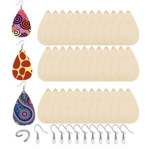120-Unpolished-Wooden-Earrings-Pendants-Blank-Wooden-Earrings-Pendants-Earr-Q5F7