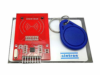RFID Reader Module   2 x Tags with SPI for Arduino UNO R3 Mega 2560