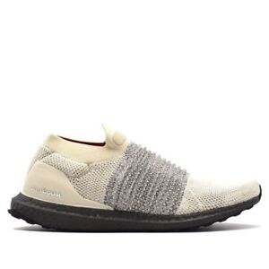Adidas-Running-Ultraboost-Laceless-Light-Grey-Ultra-Boost-Gym-Shoes-Men-CM8263