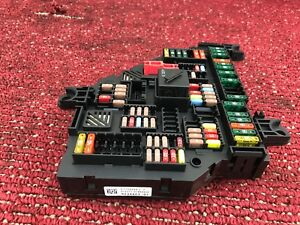 31K BMW F12 F13 650I 640I M6 TRUNK POWER DISTRIBUTION FUSEBOX FUSE ...