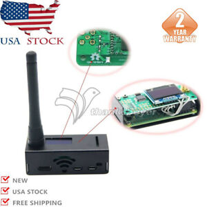 MMDVM-Hotspot-Assembled-For-P25-DMR-YSF-Raspberry-pi-OLED-Antenna-Case-US