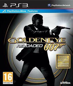 GoldenEye-007-Reloaded-Sony-PlayStation-3-Brand-New-Sealed-FAST-FREE-SHIPMENT