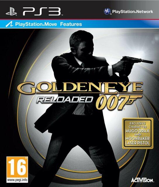 GoldenEye 007: Reloaded (Sony PlayStation 3) Brand New Sealed FAST FREE SHIPMENT