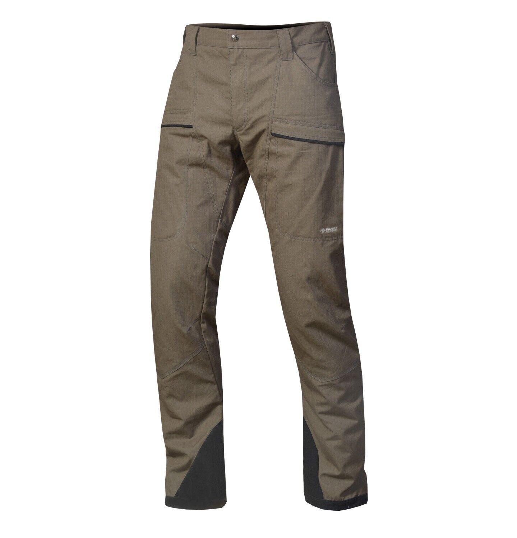 Direct Alpine Defender Pantalones Hombre Marrón Senderismo Al Aire Libre para