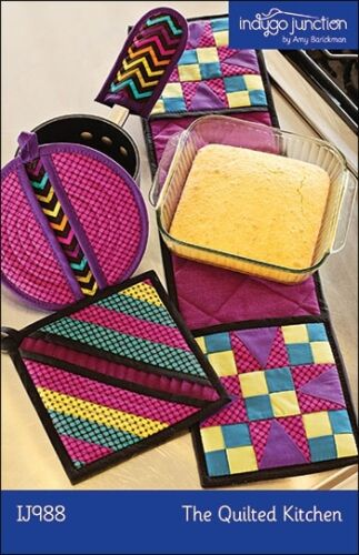 Pattern ~ THE QUILTED KITCHEN ~ by Indygo Junction
