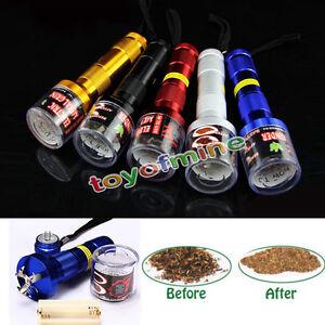 New-Zinc-Alloy-1800-RPM-Electric-Herb-Polinator-Tobacco-Grinder-Chopper-Crusher