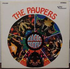 The Paupers Magic People 33RPM FTS3026   121016LLE#2