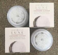 2 LUXE CASHMERE Brush Heads For CLARISONIC MIA & MIA2 PRO PLUS Replacement Head