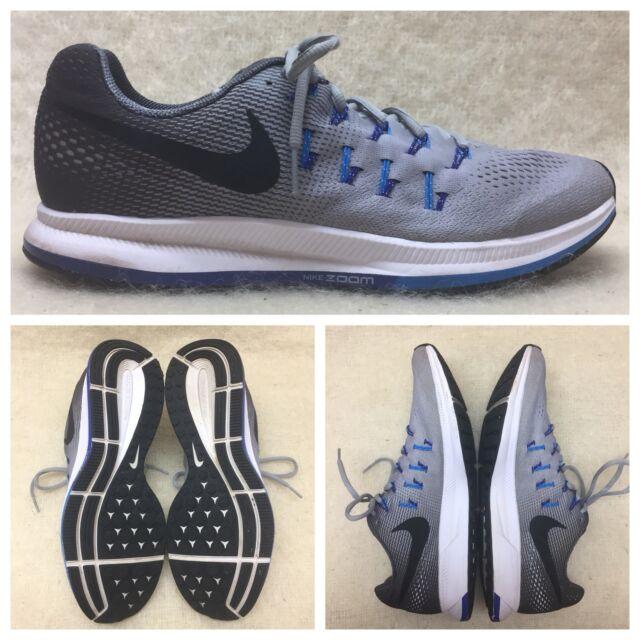770726cdafd NIKE Zoom Pegasus 33 Running Exercise Shoes 831352-004 Men s Size 11.5