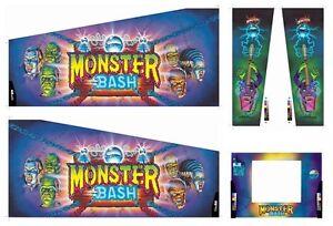 STAR TREK THE GENERATION Pinball Machine Cabinet Decals Limited QTY NEXT GEN