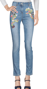 Pepe Jeans Embroidered Slim Straight Jeans NWT