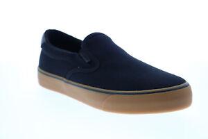 Lugz Bandit MBANDIC-0075 Mens Black Canvas Lifestyle Sneakers Shoes