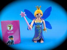 Playmobil Figures Serie 7 Hada con corona Fairy with crown Fee Krone  5538