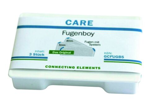 Care Fugenboy 3er Set de spatule silicone Extracteur