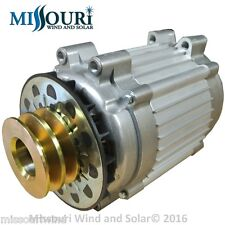 Freedom II PMG 12/24 volt permanent magnet alternator for Hydro or gas engine