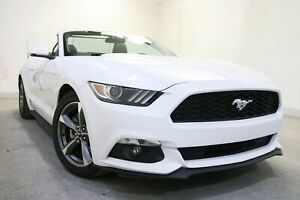 2015 Ford Mustang EcoBoost+Premium+CONVERTIBLE