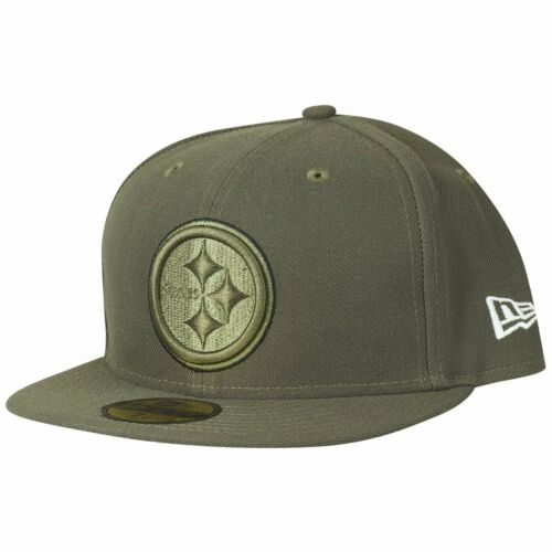 Salute to Service Pittsburgh Steelers New Era 59Fifty Cap