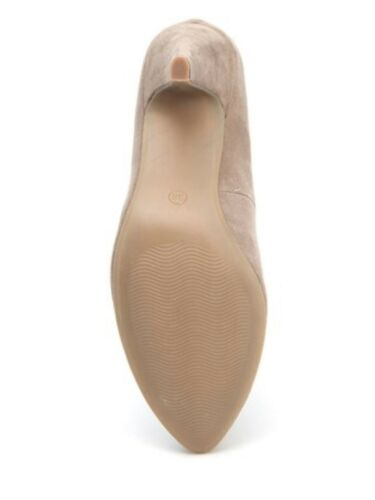 Marco Tozzi Women's UK 4 to 8 Pepper Beige Pointed Toe New Court Shoes Pumps
