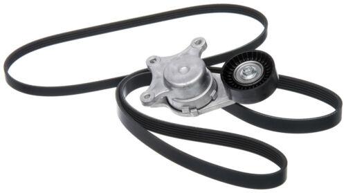 Serpentine Belt Drive Component Kit-Accessory Belt Drive Kit Gates 90K-38485
