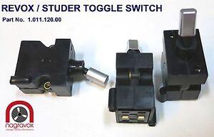 Revox-Studer-Toggle-Switch-PR99-A710-B710-B750