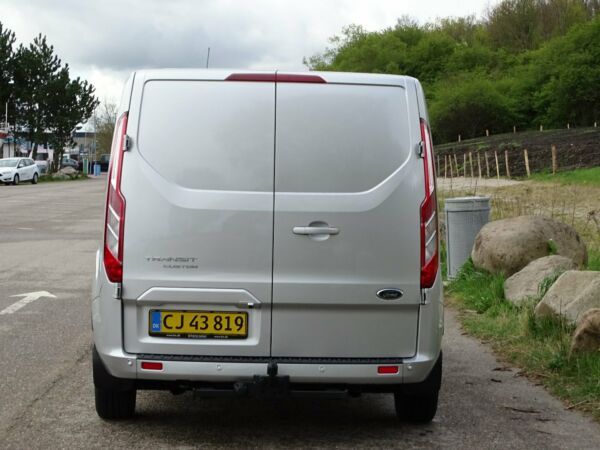 Ford Transit Custom 340L 2,0 TDCi 170 Limited aut. - billede 2