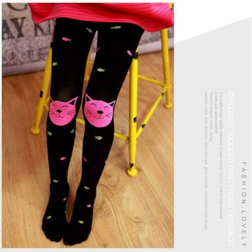 Fashion Cute Girl Kids Toddler Hosiery Pantyhose Pants Stockings Socks Tights BT