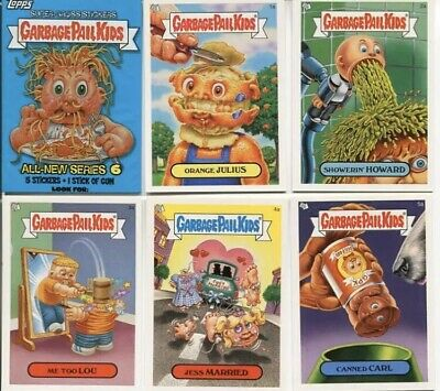 GPK 2019 SERIES 1 WE HATE THE /'90S PICK 10 FOR $1.50 FROM THE LIST