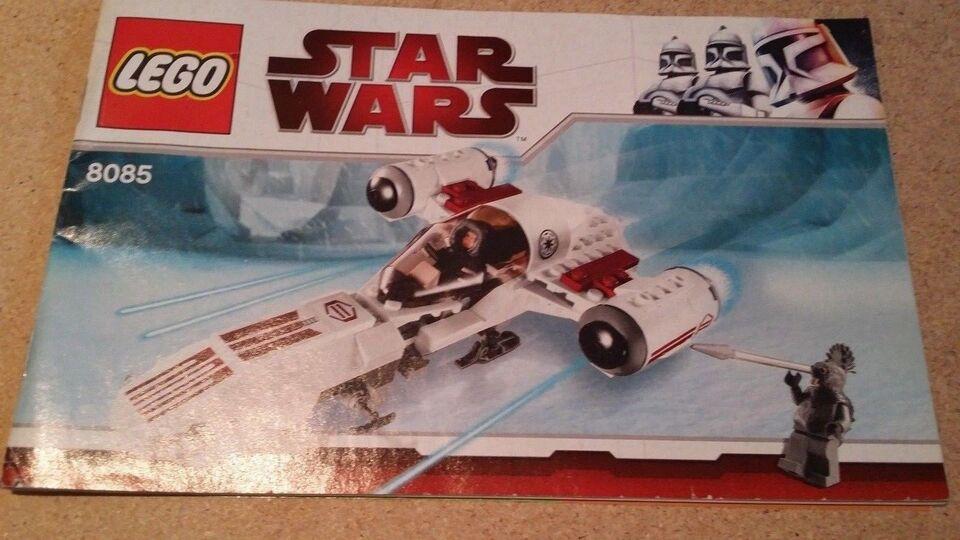 Lego Star Wars, 7669, 7656