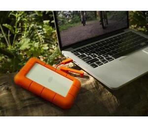 Hard-Disk-LACIE-4TB-RUGGED-THUNDERBOLT-Con-Wi-fi