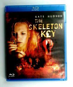 BRD-DVD-FILM-Blu-Ray-Bluray-The-Skeleton-Key-con-Kate-Hudson-Cinema-Italiano-ITA